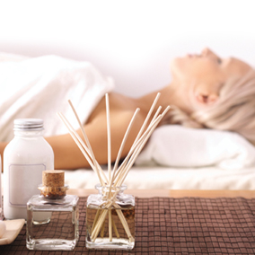Aromatherapie Massage nach H. Binder